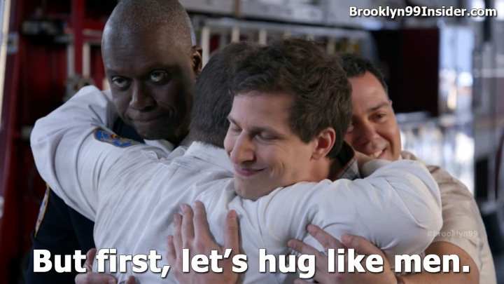 Brooklyn99Insider-Hug Like Men